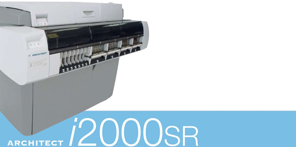 ARCHITECT I2000SR