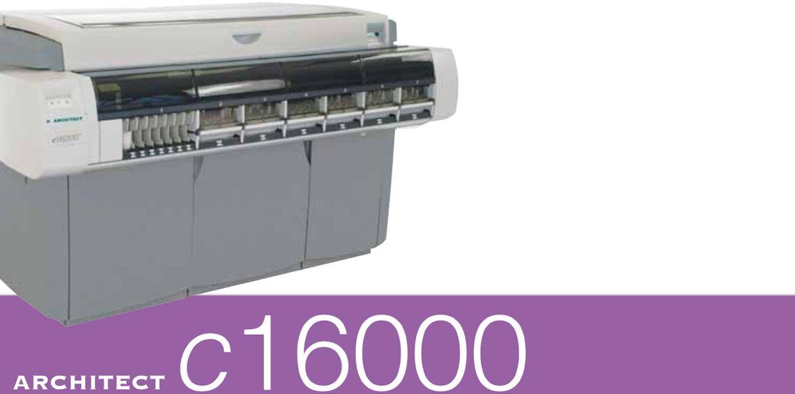 ARCHITECT C16000
