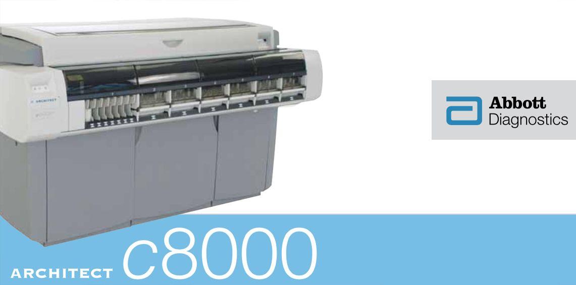 ARCHITECT C8000